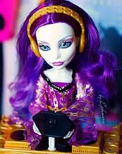 Зал для вечеринки Monster High и кукла Спектра 13 Желаний Монстер Хай Школа монстров
