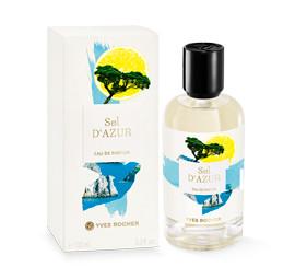 Парфумована вода ів роше франція 100мл оригинал100% Sel d'azur азур морський бриз