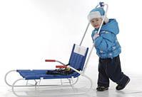 Санки, снегоходы, лыжи