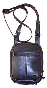 Кобура-сумка Медан 1405 кожаная для ношения оружия