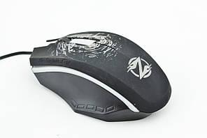Игровая компьютерная мышь Zornwee XG73 Black