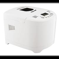 Хлiбопiч (1000г; 580 Вт, 12 программ, LCD дисплей, книга рецептов) ViLgrand VBM5812_White