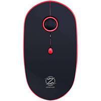 Беспроводная компьютерная мышка ZORNWEE W880 с аккумулятором мышь Черная (imn1314i2851)