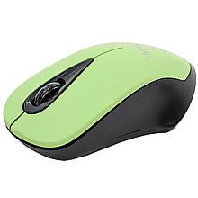 Мышь компьютерная iMICE E-2370 беспроводная Green (3236-9668)