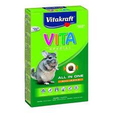 Vitakraft VITA Special All Ages - корм для шиншилл 0.600гр