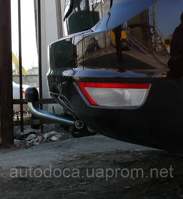 Фаркоп Ford Focus II с установкой! Киев