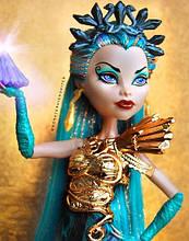 Кукла Monster High Нефера де Нил (Nefera de Nile) Бу Йорк Монстер Хай Школа монстров