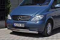 Губа нижняя (двойная) Mercedes Vito W639