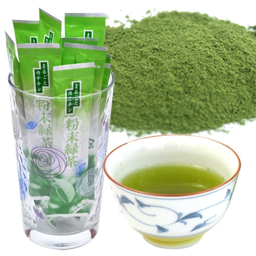 Японский зеленый чай сорта сенча в стиках по 0,6 г, 1 стик