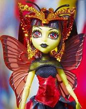 Кукла Monster High Луна Мотьюс (Luna Mothews) Бу Йорк Монстер Хай Школа монстров