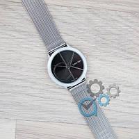 Наручные часы Calvin Klein P18 All Silver-Black Big