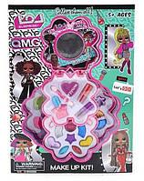 Косметика LOL 5 ярусов, тени, лаки, в коробке  MY 30088 - D 112