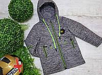 Куртка для мальчика весна-осень код 660 размеры на рост от 92 до 122 ( 104 нет), фото 1