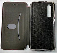 Чохол-книжка ''Classy&Level'' Xiaomi Mi Note 10/Mi CC9 Pro чорний, фото 3