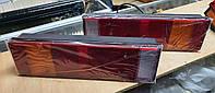 Задний фонарь, стоп гладкий 6 секций  для грузовика, прицепа  Универсальный Asfar