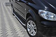 Боковые площадки (Fullmond) Mercedes Vito W639