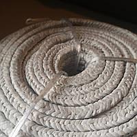 Набивка асбестовая плетенная АС 10х10мм для котлов