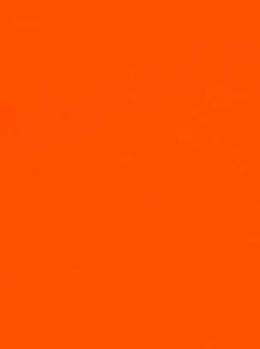 Картон двусторонний тонкий оранжевый дизайнерский для декора, 290х210 мм 160 г/м2. Товста бумага помаранчева