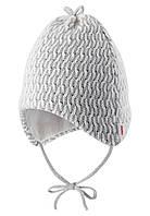 Демисезонная шапка для мальчика Reima 518570-9150. Размеры 40/42 и 44/46.