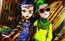 Набір ляльок Monster High Дьюс і Клео (Deuce & Cleo) з серії Boo York Монстр Хай, фото 9