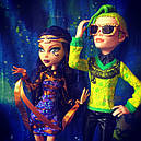 Набір ляльок Monster High Дьюс і Клео (Deuce & Cleo) з серії Boo York Монстр Хай, фото 8