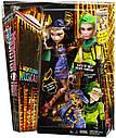 Набір ляльок Monster High Дьюс і Клео (Deuce & Cleo) з серії Boo York Монстр Хай, фото 10
