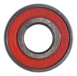 Підшипник в кареточний вузол Craft 6203 RS, (на Мінськ), діаметр 40/17 мм
