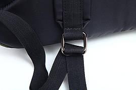 Рюкзак нейлоновый Vintage 14807 Черный, Черный, фото 2