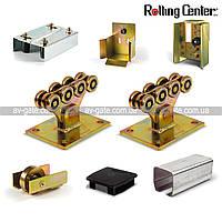Комплект фурнитуры Basic Rolling Center для откатных ворот (масса до 450 кг), фото 1