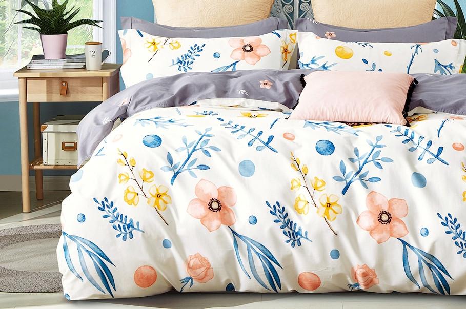 Постельное белье 2-спальное евро LA SCALA Y230-894