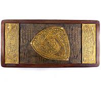 Нарды средние  «Лев золотой» 510*510 мм 31161, фото 1
