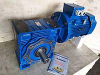 Червячный мотор-редуктор NMRV-30-7,5, фото 1