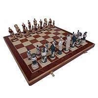 Шахматы СПАРТАК инкрустированные 600*600 мм СН 156, фото 1