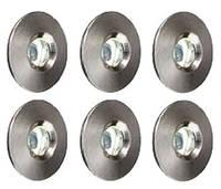 Набор точечных светильников massive 33440/17/10 (набор из 6-и) , фото 1