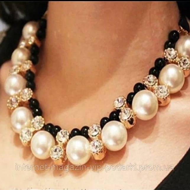 "Колье ""Pearls"""