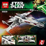 """Конструктор Lepin 05039 """"Винищувач типу X-Wing Ред Файв"""", 1586 дет, фото 3"""