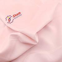 Ткань супер софт однотонный светло розовый