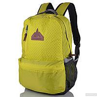 Женский жёлтый рюкзак Onepolar 1766