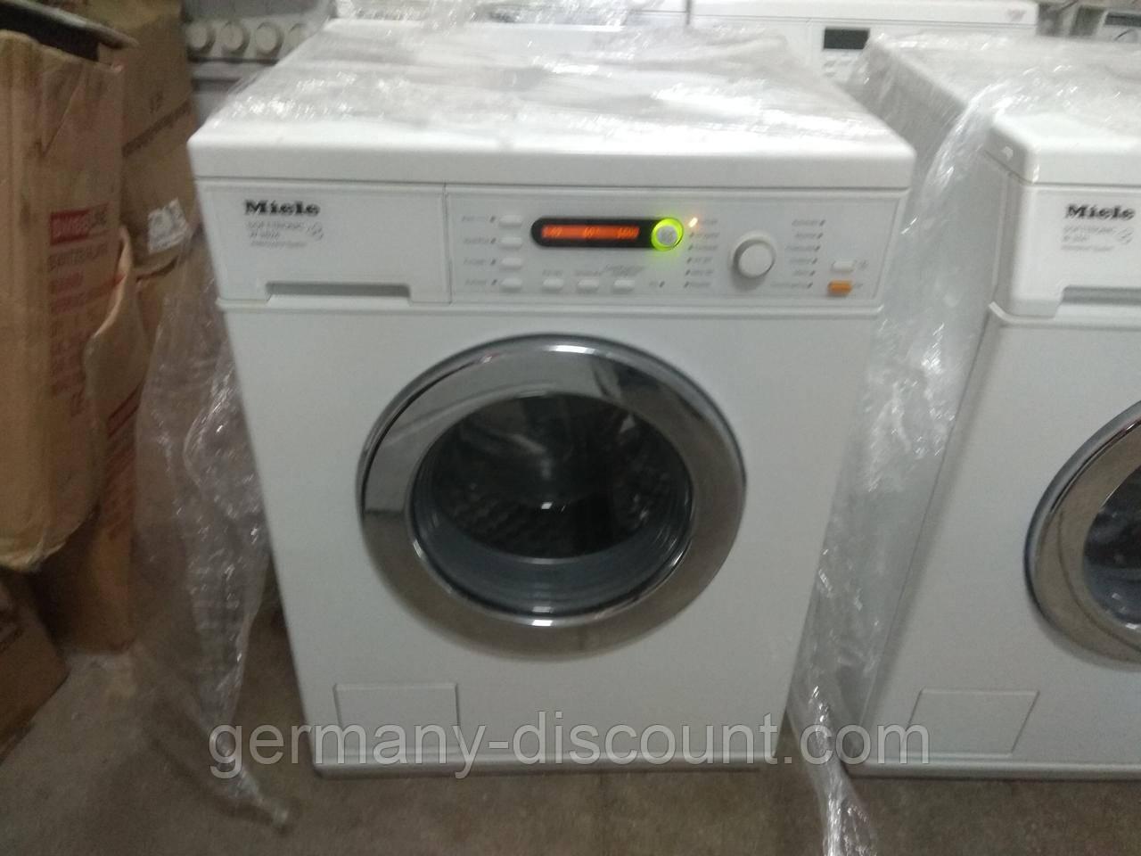 Стиральная машина Miele Softtronic W 3824 WPS