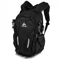 Жіночий чорний рюкзак Onepolar 1537, фото 1