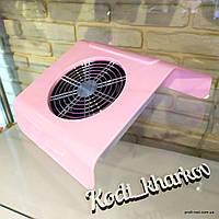 Вытяжка Simei 858-2А Pink для маникюра