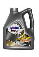 Масло Mobil-SUPER 3000х1  5/40 (4л)