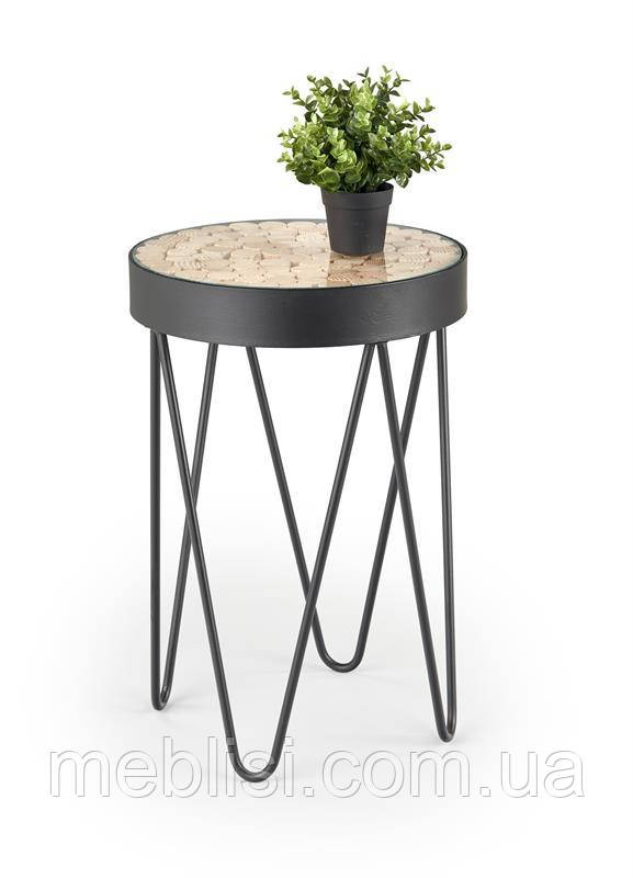 Журнальний стіл NATURO (41x59) Halmar