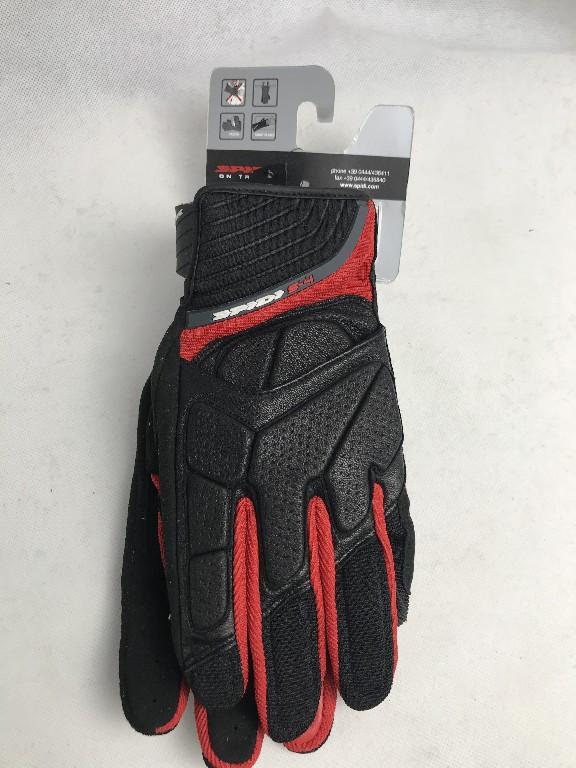 Шкіряні мотоперчатки Spіdі S 4 C76 розмір L з Італії