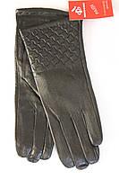 """Перчатки женские """"Paidi"""" из натуральной кожи"""