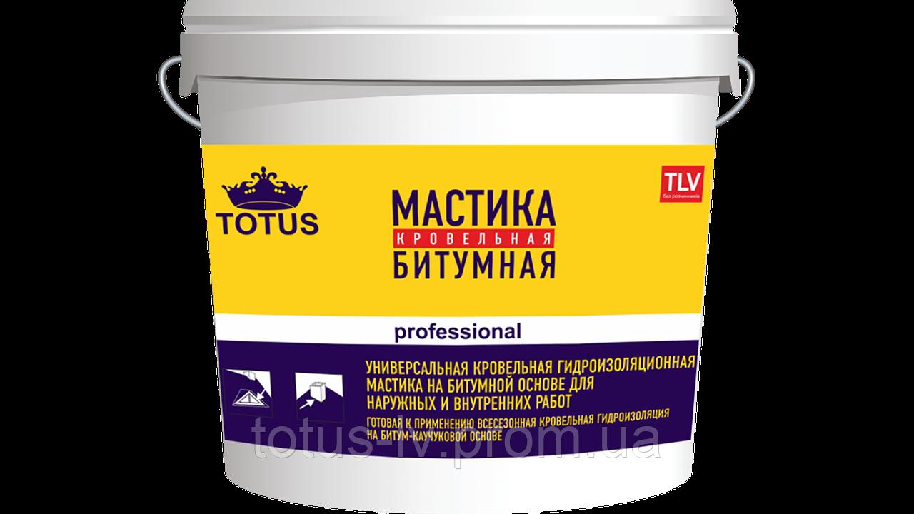 Мастика кровельная битумная TOTUS 1 кг