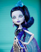 Кукла Monster High Элль Иди (Elle Eedee) Бу Йорк Монстер Хай Школа монстров