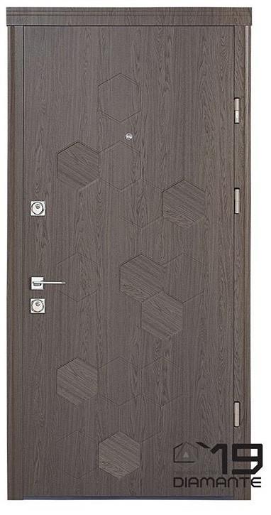 Вхідні броньовані квартирні двері Straj (Страж) модель Tenoris