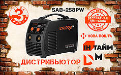 Сварочный аппарат IGBT Dnipro-M SAB-258PW