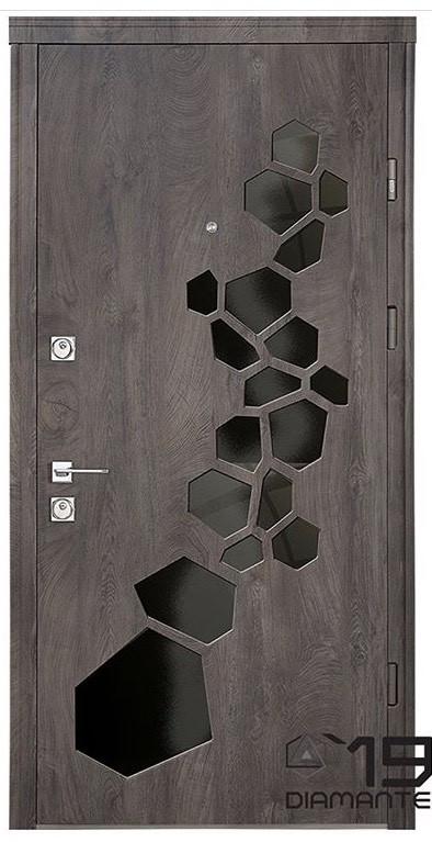 Вхідні броньовані квартирні двері Straj (Страж) модель Insula